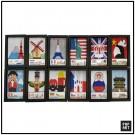 [PA-143] 세계여행 액자 Type Set