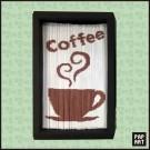 [PA-148] 커피 세로