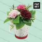 [PA-315] 카네이션 꽃 화분 (10개 SET 상품)