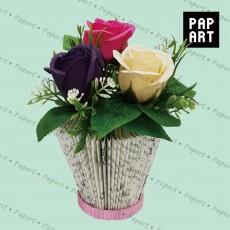[PA-317] 꽃 화분 (10개 이상 주문가능)