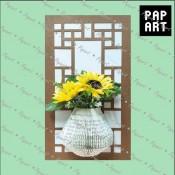 [PA-326,464,535,536] 창가에 핀 꽃 (10개 이상주문가능)